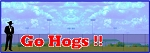4' x 24' Go Hogs Letters