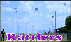 4' Rattlers Letters