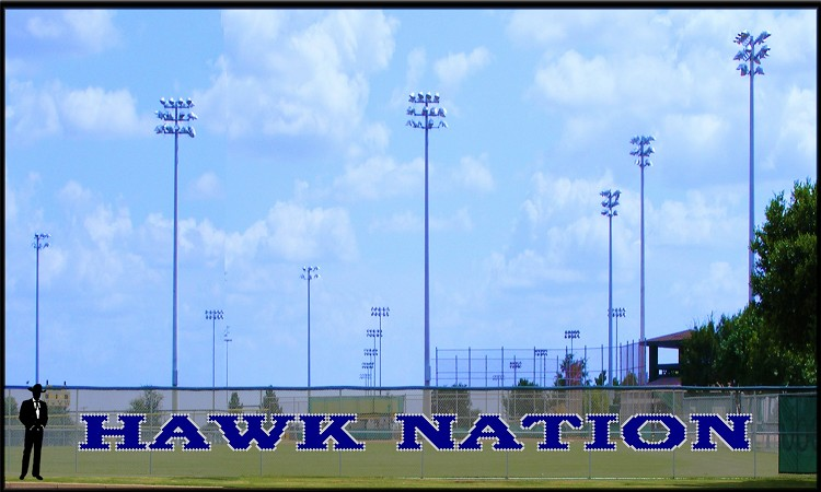 3.5' Hawk Nation